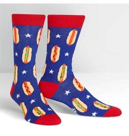 SOCK IT TO ME - Men's Foot Long Crew Socks