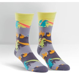 SOCK IT TO ME - Men's Rampage Crew Socks