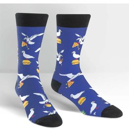 SOCK IT TO ME - Men's Hangry Birds Crew Socks