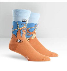 SOCK IT TO ME - Men's Squid-o Crew Socks