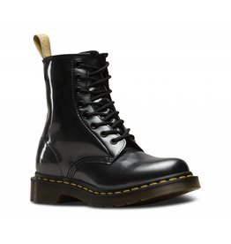 DR. MARTENS 1460 W VEGAN CHROME GUNMETAL CHROME PAINT METALLIC 815VCG-R23922029