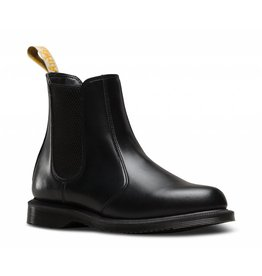 DR. MARTENS VEGAN FLORA BLACK FELIX RUB OFF E14VB-R24179001