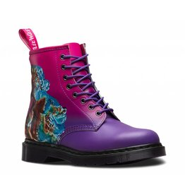 DR. MARTENS 1460 TECHNIQUE PINK+PURPLE OMBRE BACKHAND 815NOT-R24077650