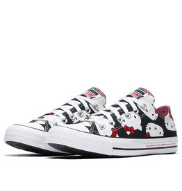 CONVERSE CHUCK TAYLOR OX BLACK HELLO KITTY CYHKA-362948C
