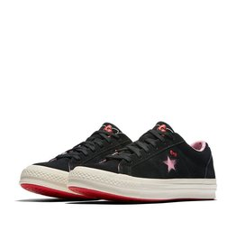 c30ed50d3eec CONVERSE ONE STAR OX BLACK PRISM PINK EGRET CY887HKE-362940C