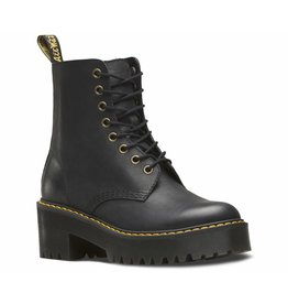 DR. MARTENS SHRIVER HI BLACK BURNISHED WYOMING 846B-R23921001
