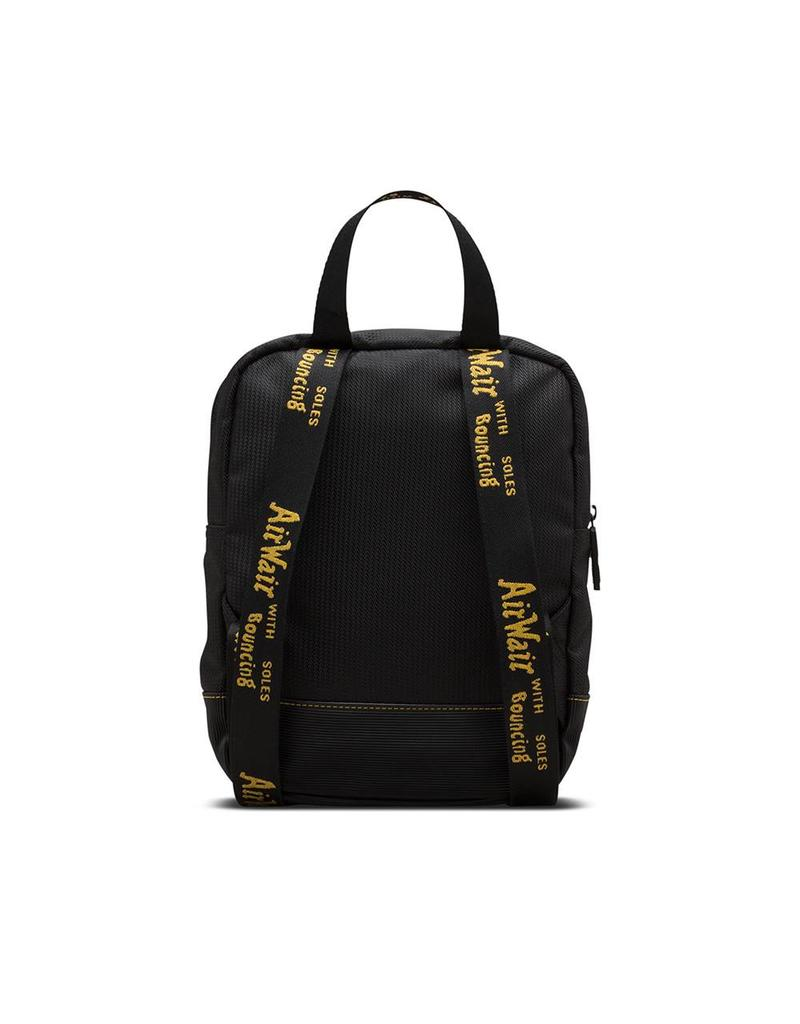 DR. MARTENS - Small Backpack Black Polyester + Cotton Drill