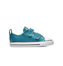 CONVERSE CTAS 2V OX RAPID TEAL/NATURAL/WHITE CRVRT -761953C