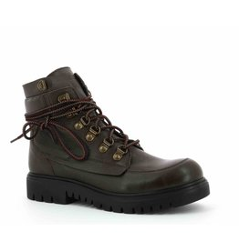 KICKERS ISERANE MARRON FONCE K1842MF 18H674610-50+92