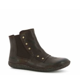 KICKERS HAPPLI MARRON FONCE K1847MF 18H576061-50+92