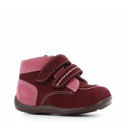 KICKERS BONKRO BORDEAUX ROSE KR67BOR 18H620733-10+183