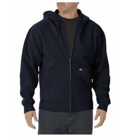DICKIES Men's Fleece Full Zip Hooded Sweatshirt