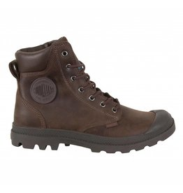 PALLADIUM PAMPA CUFF WP LUX CHOCOLATE P4CH-73231-249