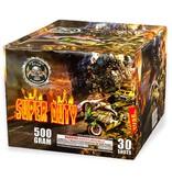 Cutting Edge Super Duty - Case 8/1