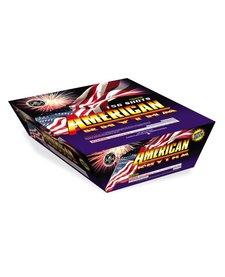 American Rhythm - Case 1/1