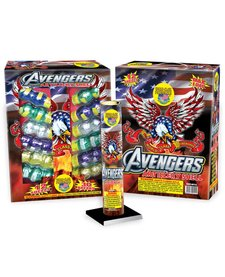 Avengers Shells