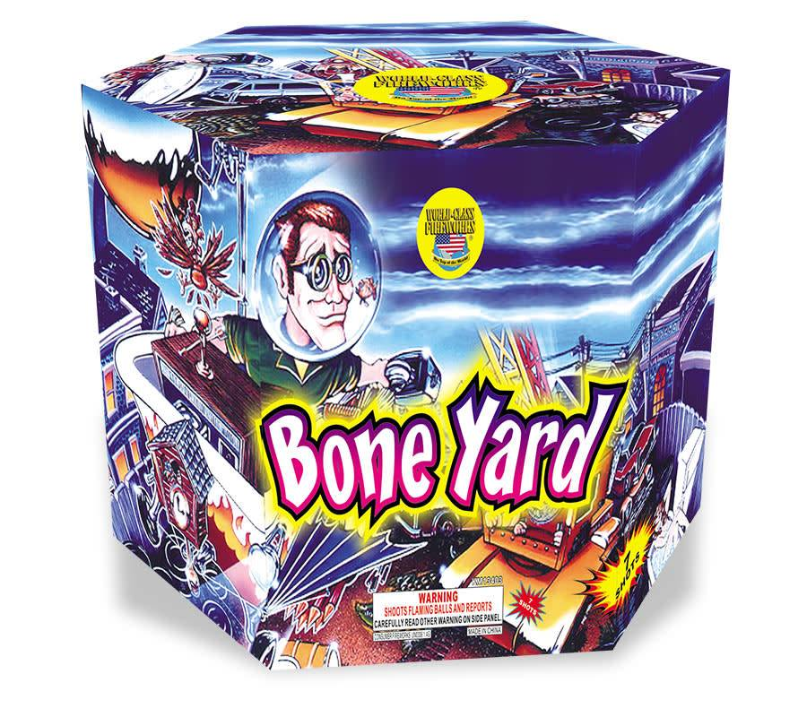 World Class Bone Yard - Case 8/1