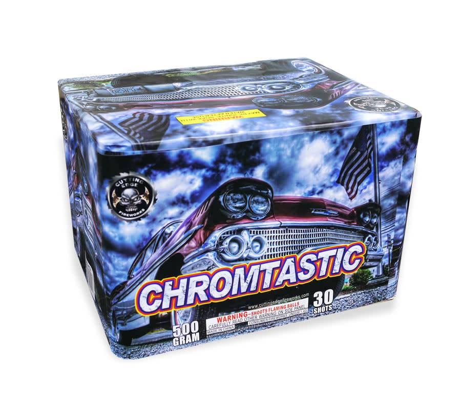 Cutting Edge Chromtastic - Case 8/1