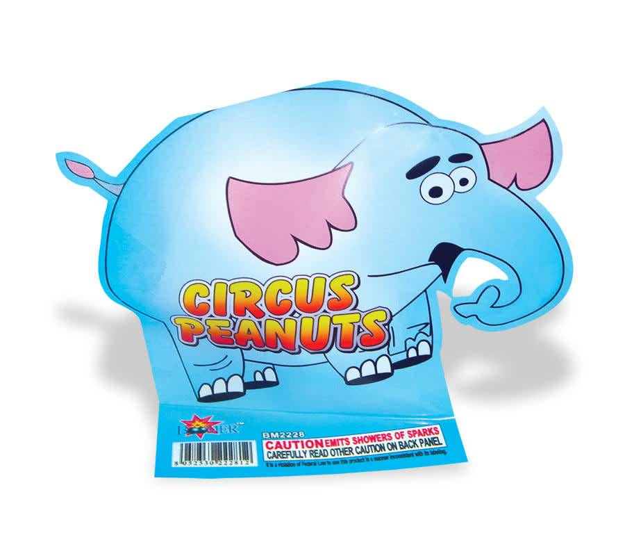 Boomer Circus Peanuts