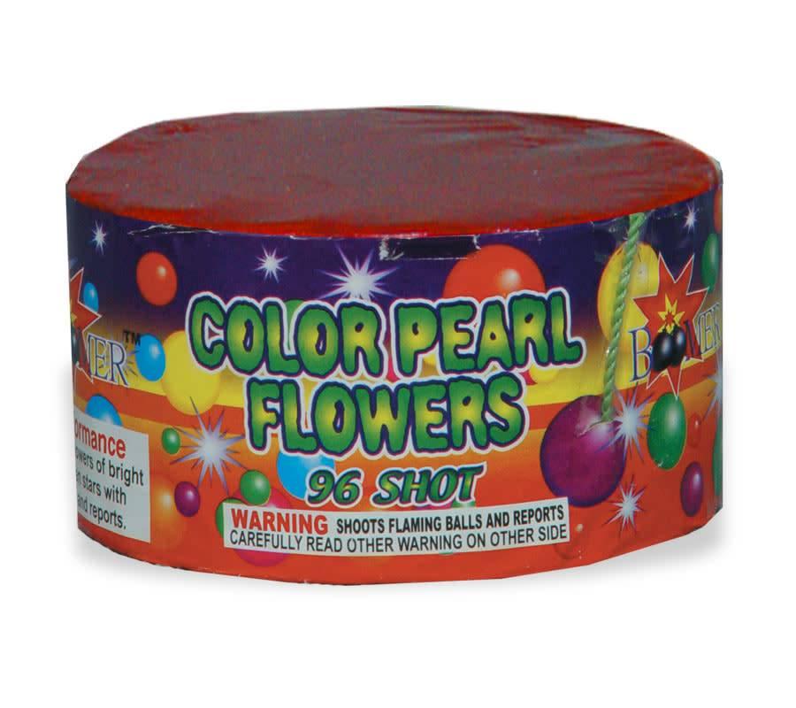 Boomer Color Pearl Flower 96s, BM