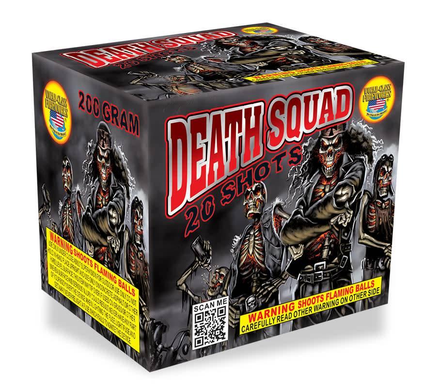 World Class Death Squad - Case 12/1
