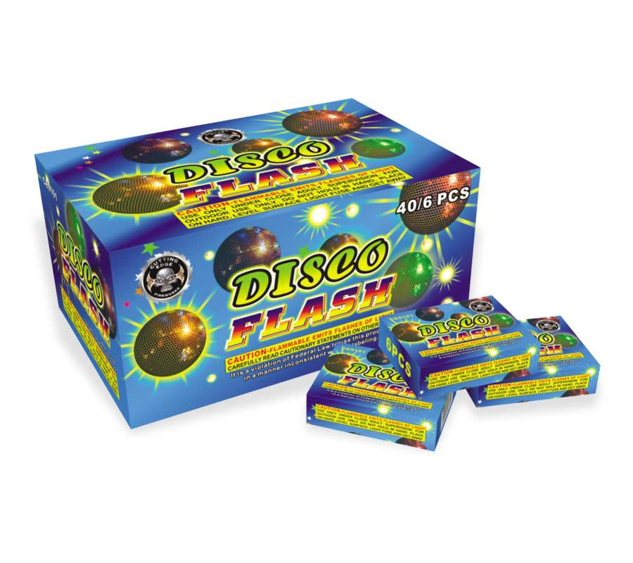 Cutting Edge Disco Flash, CE - Pack 6/1
