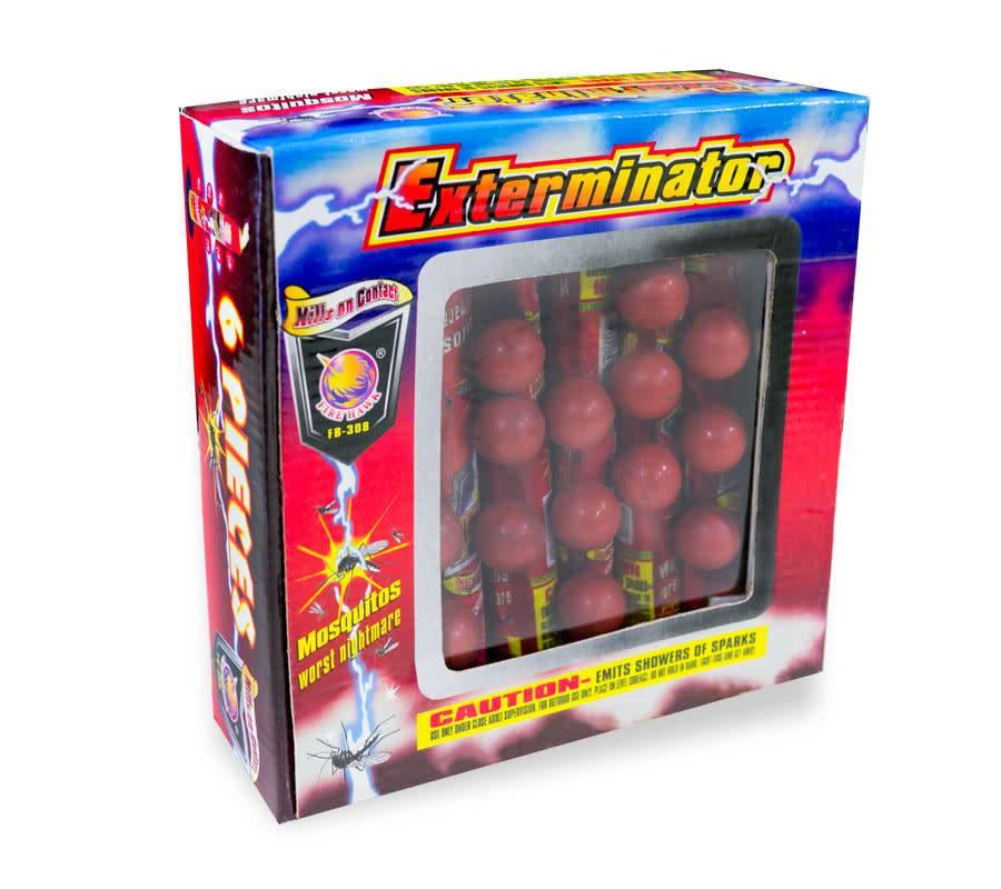 Mighty Max Exterminator