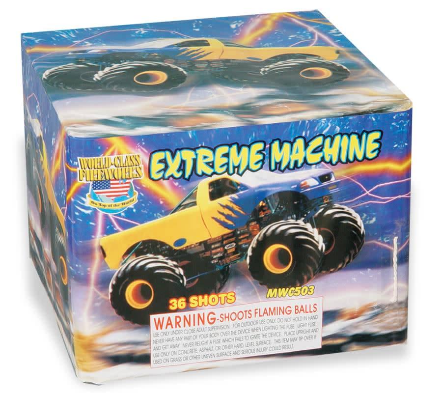 World Class Extreme Machine