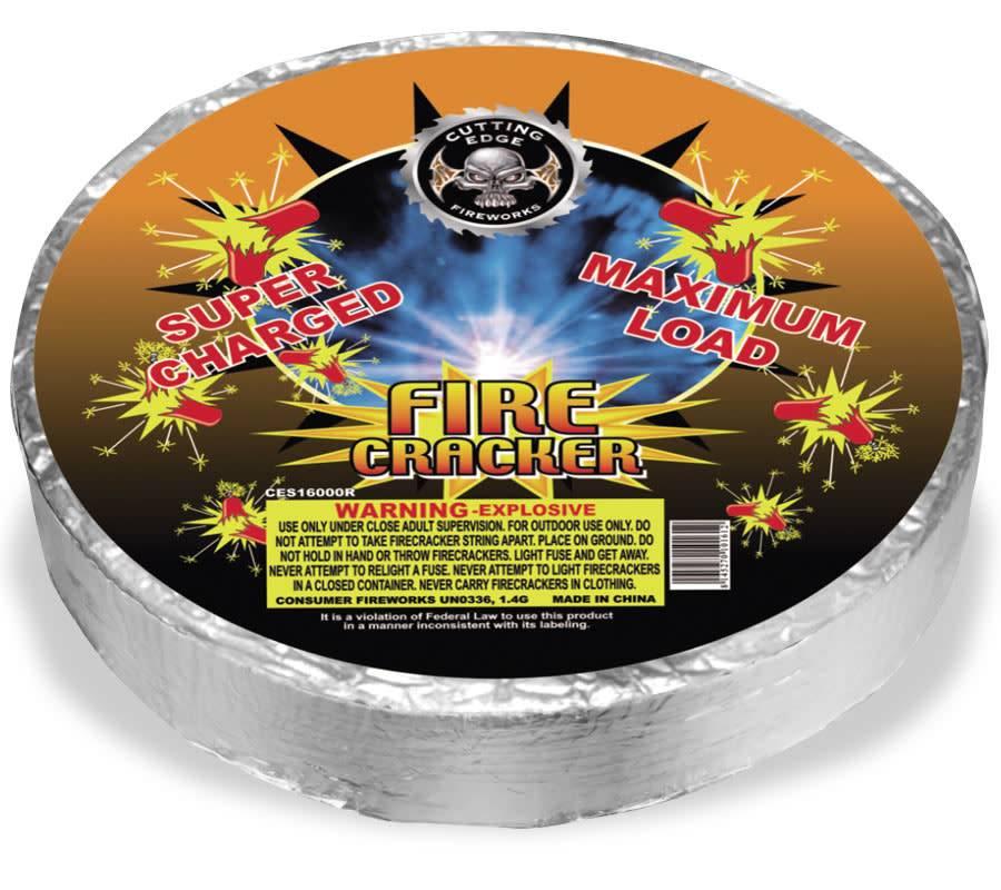 Cutting Edge Firecracker 16,000s, CE