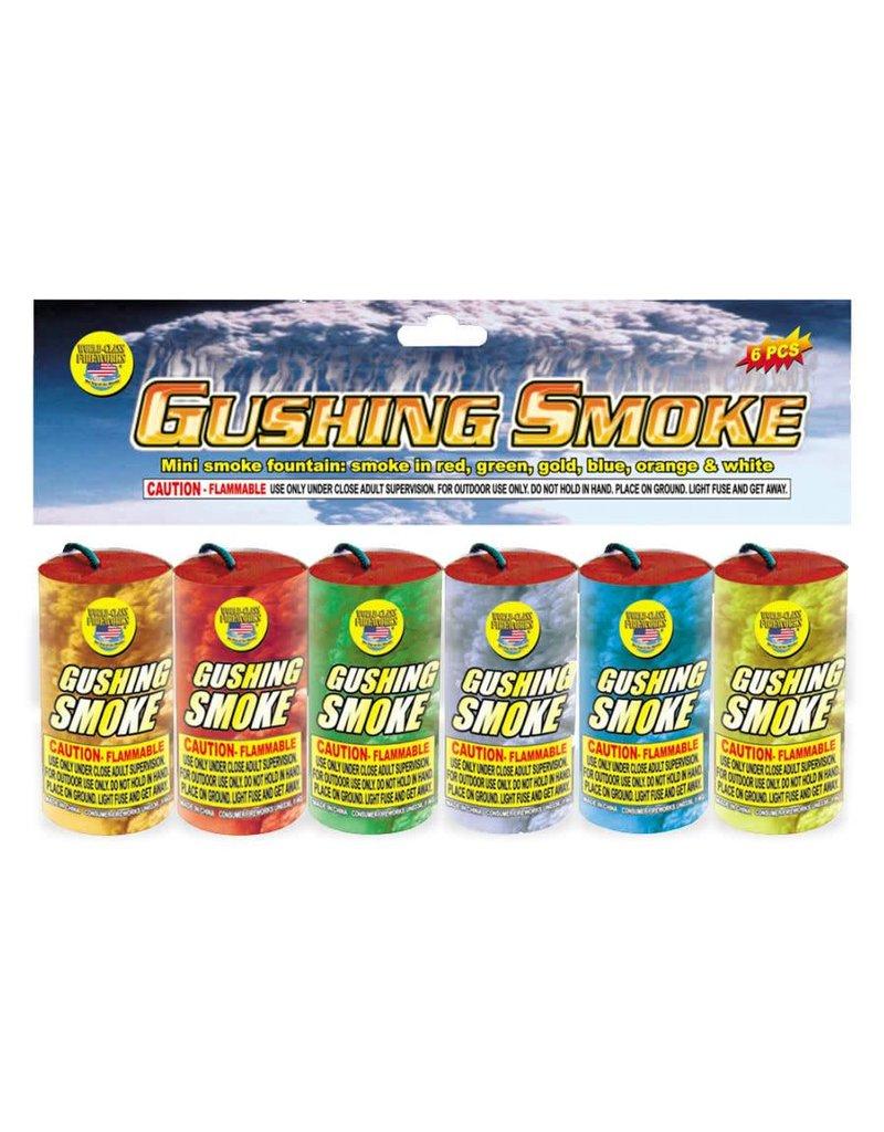 World Class Gushing Smoke