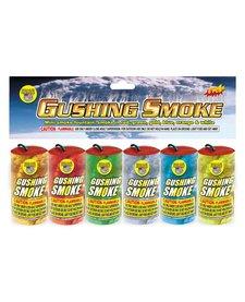 Gushing Smoke - Case 24/6