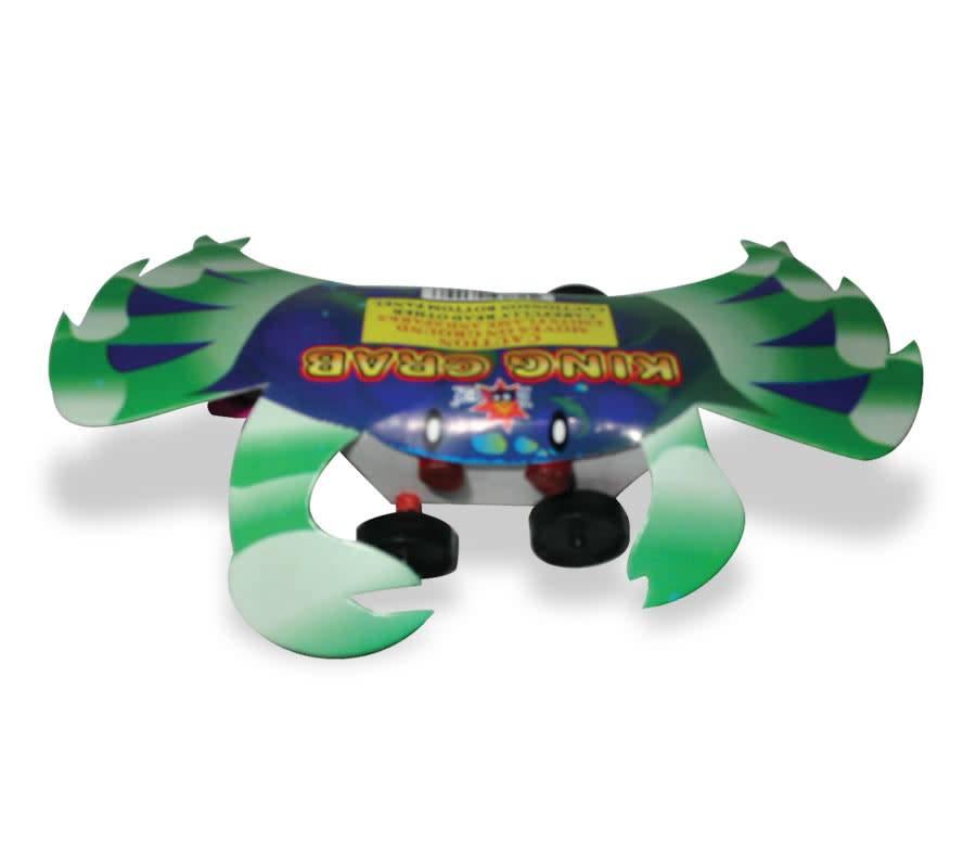 Boomer King Crab - Case 144/1