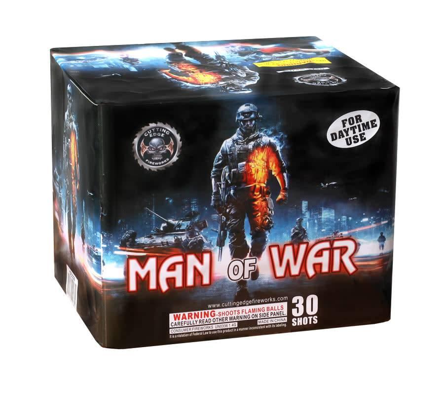 Cutting Edge Man of War - Case 6/1