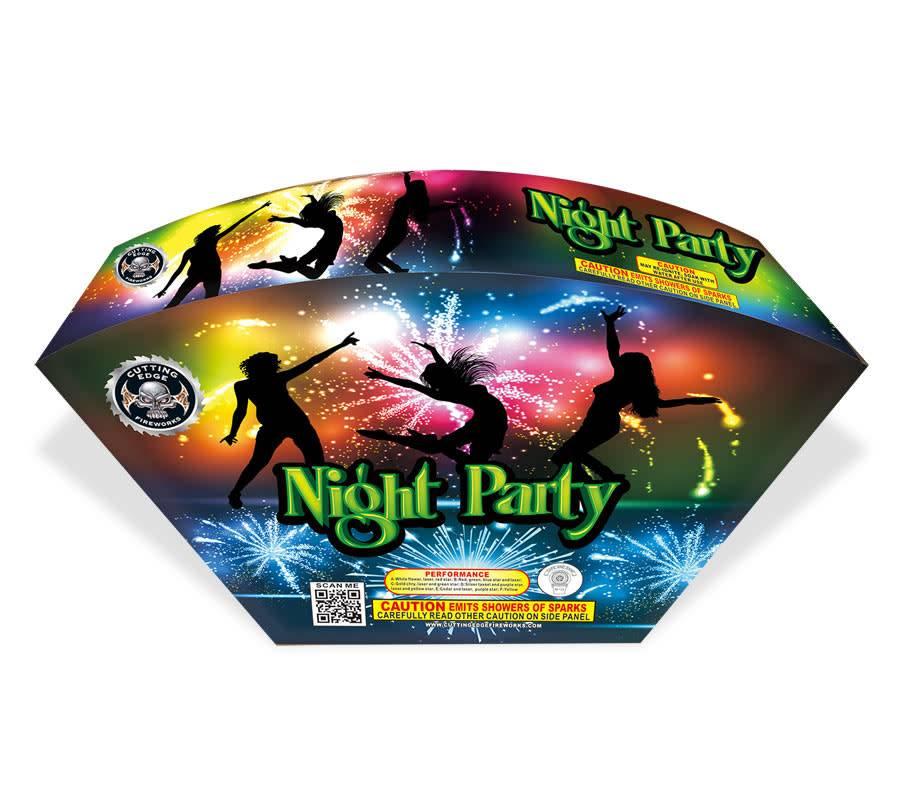 Cutting Edge Night Party