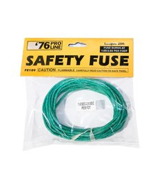 Safety Fuse PRO Line - Fast (20')