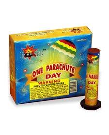 Single Day Parachute, BM - Case 48/6