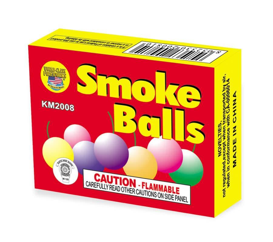 World Class Smoke in a Box - Box 12/1