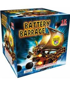 Battery Barrage - Case 8/1