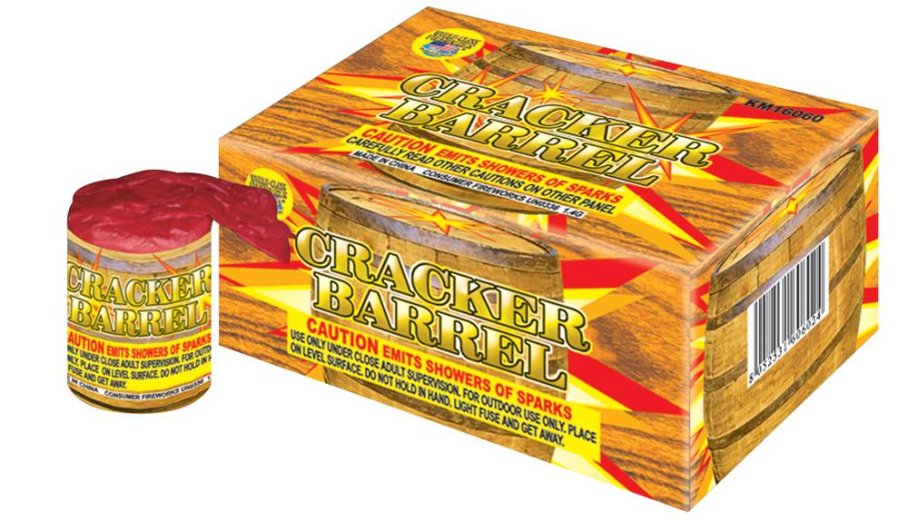 World Class Cracker Barrel - Case 54/4