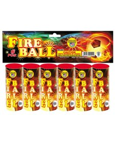 Fire Ball - Pack 6/1