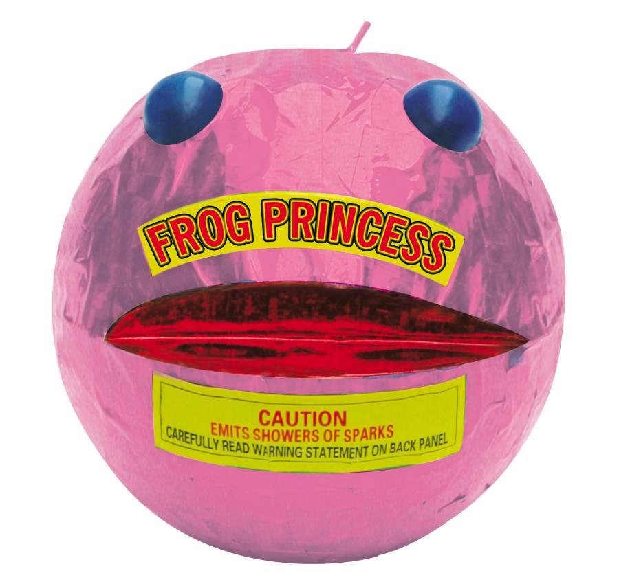 World Class Frog Princess
