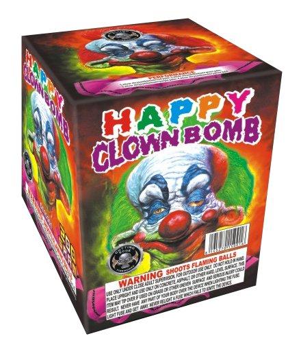 Cutting Edge Happy Clown Bomb