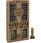 Cutting Edge Hard Core Pyro, CE - Case 2/60