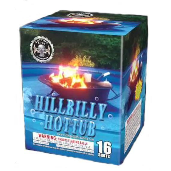 Cutting Edge Hillbilly Hottub