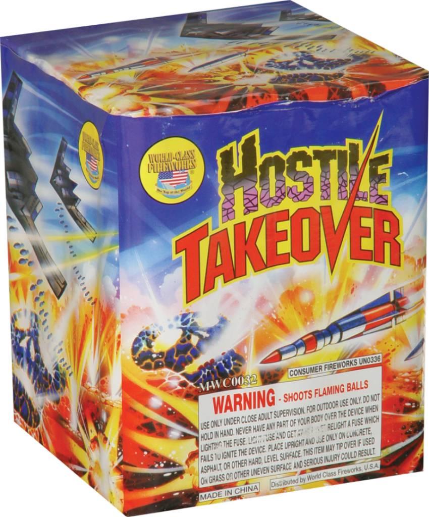 World Class Hostile Takeover - Case 12/1