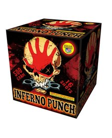 Inferno Punch - Case 6/1
