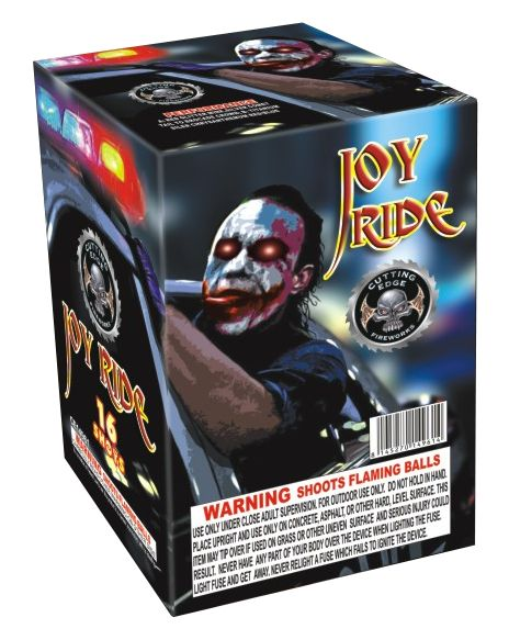 Cutting Edge Joy Ride - Case 16/1