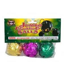 Jumbo Crackling Ball, SB