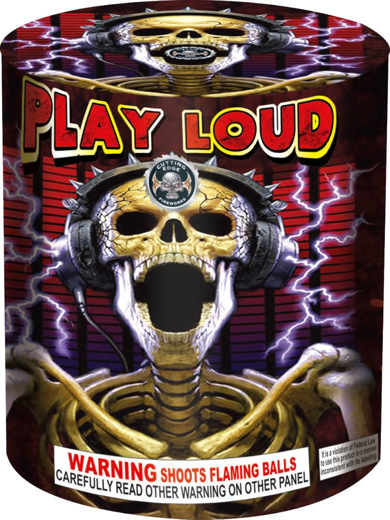 Cutting Edge Play Loud