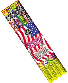 Roman Candle 8 Ball, CE